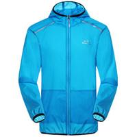 5dbc0de2a54 ZYNNEVA Outdoor Sports Clothing Windproof Jacket Anti-UV Softshell Jackets  Men Summer Waterproof Skin Coat Quick Dry GK3109