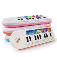 Wholesale factory direct electronics - Plastic Piano Toys Early Childhood Musical Education Baby Toy Music Electronic Organ Factory Direct Sale 6 32bd X