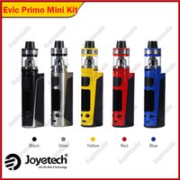 Wholesale metal aries for sale - Group buy Authentic Joyetech eVic Primo Mini w Starter kit With ProCore Aries eVic Primo Mini TC Mod ml ProCore Aries Tank Genuine