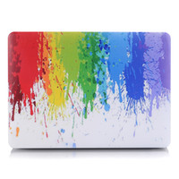Colorful-7 Ölgemälde Fall für Apple Macbook Air 11 13 Pro Retina 12 13 15 Zoll Touch Bar 13 15 Laptop Cover Shell