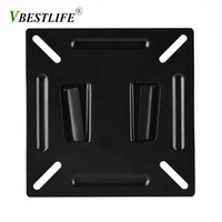 Wholesale wholesale tv mounts - Wall-mounted Stand Bracket Holder for 12-24 Inch LCD LED Monitor TV PC Screen