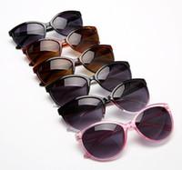 Wholesale Hot Ladys - U.S.famous brand cateye sun glasses 2771 fashion vintage style high quality ladys sunglasses hot sale 6colors UV shade glasses