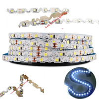 Wholesale Pcs Channels - Bend Freely Led Light Strips 12V 2835 IP20 S-shaped Flexible LED Strip Light Channel Letters Backlight 5m roll 60LEDs m