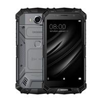 doogee phone оптовых-DOOGEE S60 Lite IP68 Водонепроницаемый 5,2 дюйма 4GB+32GB смартфон Android 7.0 4G LTE телефон Окта ядро отпечатков пальцев Смартфон 5580mAh