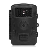 ingrosso fotocamere ad infrarossi esterni-720P HD Caccia fotocamera Grandangolo Motion Detection Outdoor Caccia Trail 940NM Caccia PIR Sensore di controllo Scouting a infrarossi Fauna selvatica