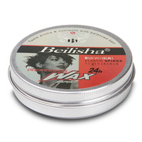 100ml Strong Hard Hold Pomades Hair Waxing Gel Styles 24 Hours For Men Women Hair Care 18Pcs Free Shipping DHL