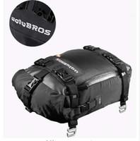 motosiklet arka koltuk örtüsü toptan satış-Ücretsiz teslimat motosiklet vücut motosiklet lastik çanta tankı Moto çanta Motosiklet arka koltuk çantası + YAĞMUR KAPAĞı