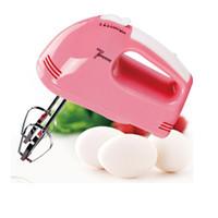 mischer haushalt großhandel-New Still bewegt authentischen speziellen Mini-Power-Hand elektrischen Mixer Beat Eier Haushalts Whisk