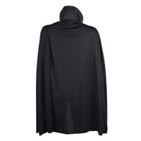 Wholesale Male Fantasies - gothic cloak Men Vampire Costume Halloween Costumes Adult Male Fantasy Cosplay Fancy Dress Gothic Cloak Cape Stand Collar for Party Carnival