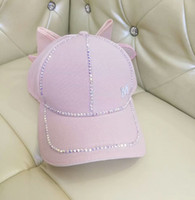 Wholesale diamond backs hats resale online - newest design of the new summer hat in is the crystal diamond women s sun hat which can quickly dry and bounce back the girl s sun hat
