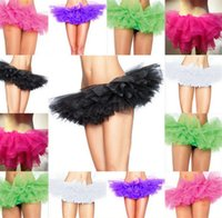 Wholesale state clothing for sale - New Europe and the United States Short skirt tutu skirts in summer Adult sexy skirt home clothing BAB68
