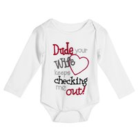 Wholesale cute embroidered baby clothes for sale - Group buy Baby Romper Baby Jumpsuit Infant Kids Letter Embroider Long Sleeve Cotton Rompers Jumpsuits Cute Baby Girls Clothes LD789