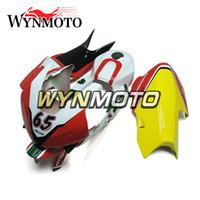 3be6fd095f Corrida de fibra de vidro preto amarelo vermelho verde capota para honda  cbr600rr f5 ano 2003-2004 03-04 carenagem completa kit motocicleta fairings