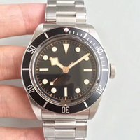 Wholesale mens watches replicas - Fashion and Popular 40mm Mens Watch Replicas Luxury with Black and Red Color Available