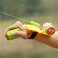 Wholesale car battery parts online - Wrist Water Guns Model Toys Intelligent Children Summer Outdoor Interesting Convenient Beach Spray Toy Educational Games sw WW