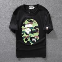 tshirt do homem marcado venda por atacado-Camisa de t Novo Designer Tops T Camisas para Homens Camisa Casal Esporte Maré Roupas de Marca Tshirt Hip Hop Skate T-shirt Roupas Femininas M-3XL