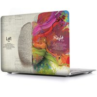 Wholesale laptops 11.6 for sale - Brain Oil painting Case for Apple Macbook Air Pro Retina inch Touch Bar Laptop Cover Shell