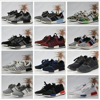 Quality Discount Lighting   High Quality NMD Runner Primeknit Discount  Sales White NMD Runner Sports Shoes