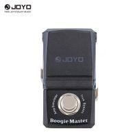 eno gitarre groihandel-JOYO JF-309 Boogie Master Amp Simulator Mini E-Gitarre Effektpedal mit Knob Guard True Bypass