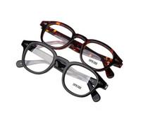 1e07c5f050 SPEIKO Gafas de sol personalizadas de diseño 44/46 / 49mm Lemtosh johnny  depp gafas AAAAA + Calidad gafas de sol polarizadas redondas con lentes  azules