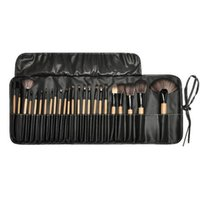 Wholesale cheap makeup tools online - 2018 Cheap price Makeup Brushes Set Portable Full Cosmetic Make up Brushes Tool Foundation Eyeshadow Lip brush with Bag