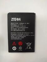 reemplazo de zte al por mayor-Batería para ZTE V185W G 3.7V 1200mAh Baterías de repuesto de ión de litio de alta calidad para ZTE L530G batería Li3712742P3h634445 akku