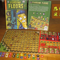 Wholesale project games - Horror Desktop Games For Fearsome Floors Board Game Cards Family Members Party Funny Project Gift Easy To Play 20 5cj YY