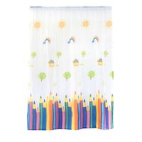 Wholesale wholesale blackout drapes - Hot Sale 1 PCS Color Silk Door Window Curtain Drape Panel Sheer Scarf Valances Sun-shading Curtain For Bedroom High Quality