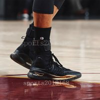 Wholesale fun fall - Best High quality Under Armour UA Curry 4 mens basketball shoes MVP All Star Flushed Pink More Range Fun Dubs Gray Athletic Sneakers