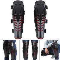 Wholesale gear atv resale online - Motorcycle Riding Knee Protector Motorbike Racing ATV Knee Elbows Pads Guards Set Outdoor Sports Protective Gear Accessories GGA164
