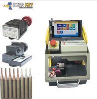 Wholesale china auto tools online - High QualityMade In China SEC E9 Key Cutting Machine Auto Smart Locksmith Tools Professional Locksmith Tools Suppliers Key Machine
