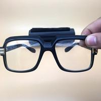 lentes de lentes transparentes al por mayor-Alemania marca gafas de sol de lujo Eyewear 2018 nuevos anteojos para mujer para mujer lentes claras Legends Eyewear grandes gafas de conducción 607