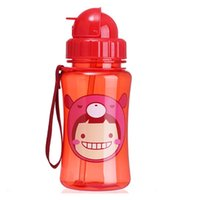 Wholesale 350ML Baby Feeding Bottles Anti flatulence Infant Breastfeeding Fruit Juice Milk Bottle BPA Free