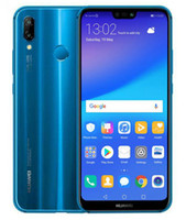 Wholesale huawei phone for sale - Huawei P20 Lite Nova e Global Firmware Octa Core GB GB inch Dual Rear Camera MP Android Unlocked Mobile Phone