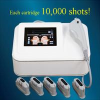 machine de levage de visage achat en gros de-HIFU lifting haute intensité focalisée ultrason hifu machine peau serrant la suppression des rides salon usage domestique machine