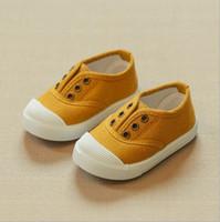 Scarpe bambini sneakers in tela primavera bambini moda ragazze scarpe  bambino ragazzo scarpe di tela a buon mercato per bambini scarpe da  ginnastica 8ca7013943a