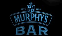 free beer signs Australia - LS1251-b-BAR-Murphy-s-Ale-Beer-Neon-Light-Sign Decor Free Shipping Dropshipping Wholesale 8 colors to choose