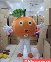 ingrosso abito in chiffon mela-Trasporto libero del costume adulto della mascotte animale del fumetto del vestito operato speciale da Apple di vendita calda di alta qualità di alta qualità
