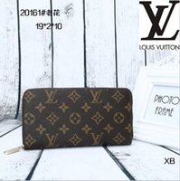 Wholesale free cartoon photos - 2018 Male luxury wallet Casual Short designer Card holder pocket Fashion Purse wallets for men wallets purse with tags free shipping A010