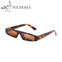 forma de unha quadrada venda por atacado-Unisex Retro Caixa Quadrada Óculos De Sol Da Moda Em Forma de lágrima Arroz Retro Unhas de Esportes Ao Ar Livre das Mulheres Óculos De Sol HD Anti Com Caso