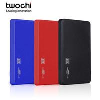tablet hdd toptan satış-İnce Harici Sabit Disk Disk USB 3.0 SATA Taşınabilir HDD, Xbox One / Xbox 360 / PS4 / Mac / Tablet / PC ile Uyumlu, Kolay Kullanım