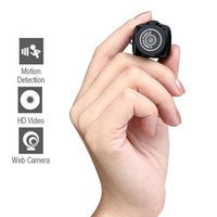 Wholesale car webcams - Mini Wireless Camera HD Video Audio Recorder Webcam Camcorder Small DV DVR Security Secret Nanny Car Sport Micro Cam with Mic