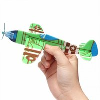 Wholesale Air Sailer Glider Planes Flying Toys Airplane Birthday Christmas Gift for Children DHL NNG1628