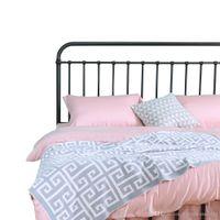 diseñadores de textiles al por mayor-Diseñador de lujo manta patrón geométrico material de algodón de alta calidad manta de punto manta textil hogar manta decorativa 120 * 160 cm