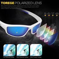 Wholesale glasses for fishing - New Fashion Men Women Polarized Sunglasses for Running Fishing Hiking Golf Eyewear UV400 Brand Designer Sports Glasses