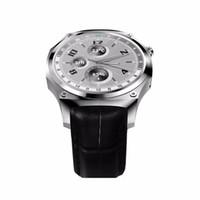 überwachen ip65 großhandel-3G Smartwatch IP65 wasserdicht 1.39inch Android5.1 MTK6580 1.0GHz 16 GB ROM GPS-Puls-Monitor Smart Watch für Android