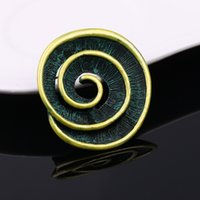 Wholesale palaces for sale - JUJIE Unique Brooches For Women Round Lapel For Pendants Hot Sale Top Fashion Pins Korea Retro Palace Style Jewelry
