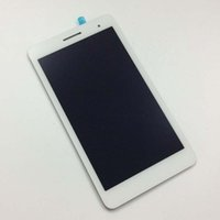 Wholesale Mediapad Digitizer - White Full Touch Screen Digitizer + LCD Display Monitor Panel Assembly for Huawei Honor Play MediaPad T1 7.0 T1-701u   T1-701ua