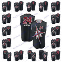 Wholesale vintage numbers - Custom Seattle Ken Griffey Jr. Robinson Cano Ichiro Suzuki Black 1998 Turn Ahead the Clock Vintage Baseball Jerseys Any Name Number Stitched