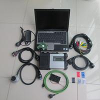 escáner automotriz portátil al por mayor-para el diagnóstico automotriz mb star compact c5 con laptop d630 con hdd para escáner bezn listo para usar